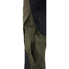 Haglöfs Rugged Mountain Pantalones Hombre, deep woods/true black short